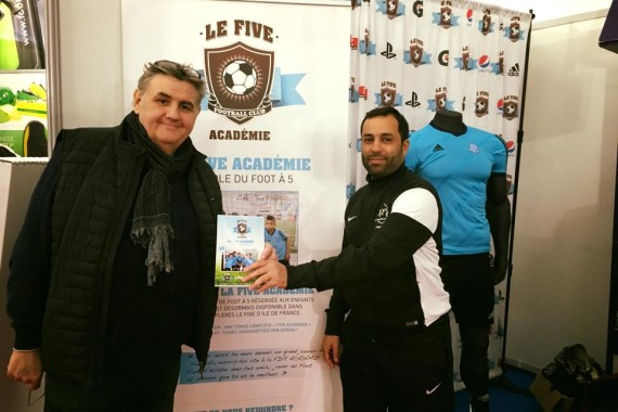 Un week-end au Paris Football Week